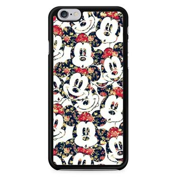 Mickey Mouse Wallpaper iPhone 6/6S Case
