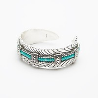 Free People Far Out Stone Cuff