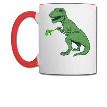 UNSTOPPABLE T-REX - Coffee/Tea Mug