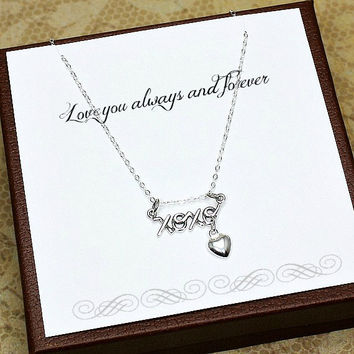 Gifts, Gift for Her, Gift for Girlfriend, Wife Necklace, Gift for Wife, Birthday Gifts, xoxo Necklace, xoxo Jewelry, Love Necklace, Holidays