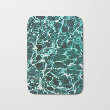 Waiting For Summer #society6 #decor #buyart Bath Mat by 83 Oranges™