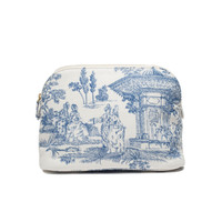 Hasbahce Blue Makeup Bag