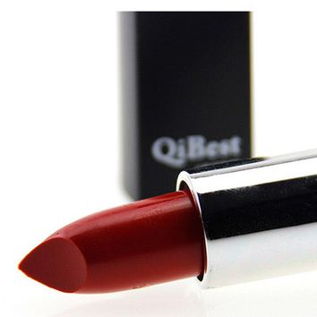 Luxury Qibest 12 Colors Lipstick Vampire Grape Purple Dark Black Lipstick Vampire Style Lipstick Masquerade