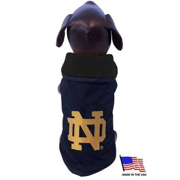 Chenier Notre Dame Weather-Resistant Blanket Pet Coat