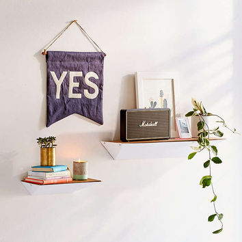 Samuel Wall Shelf - Urban Outfitters