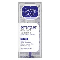 Clean & Clear Advantage Spot Treatment with Witch Hazel - .75 fl oz