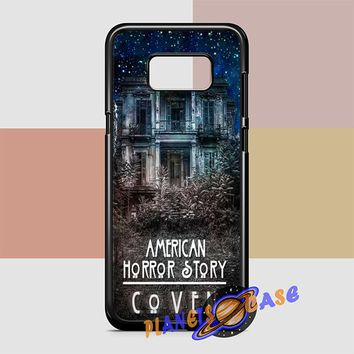 American Horror Story coven In Galaxy Samsung Galaxy S8 Plus Case Planetscase.com