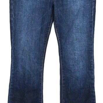 Adriano Goldschmied AG The Angel Flare Leg Distressed Jeans Womens 29 Actual 30x33 - Preowned