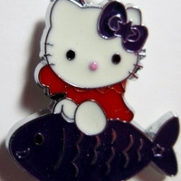 3 Hello Kitty Assorted Charms