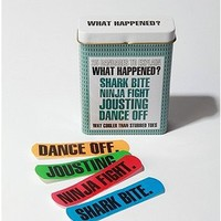 What Happened Bandages ($1-20)