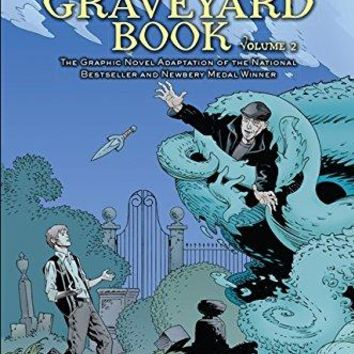 The Graveyard Book 2 The Graveyard Book