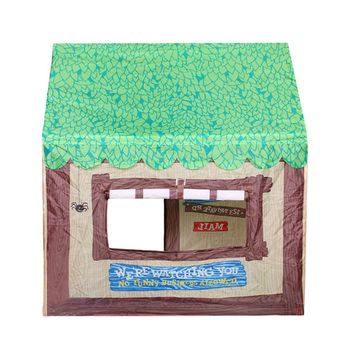 Choice of Indoor Play Houses, Club House, Ice Cream Shoppe or Pink Cottage