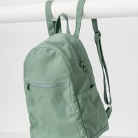 Zip Backpack - Olive