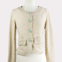 Amelia Jacket in Beige