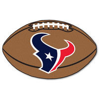 Houston Texans NFL Football Floor Mat (22x35)