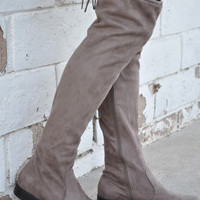 Jesse Over The Knee Boot