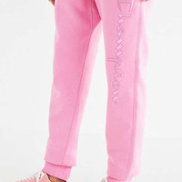 Champion & UO Reverse Weave Script Jogger Pant | Urban Outfitters