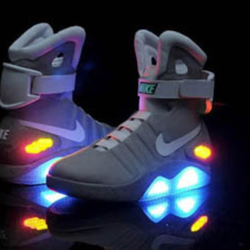 Nike MAG: Nike Releases Air MAG Shoes From Back To The Future|Limited  For Sale $499.99 online