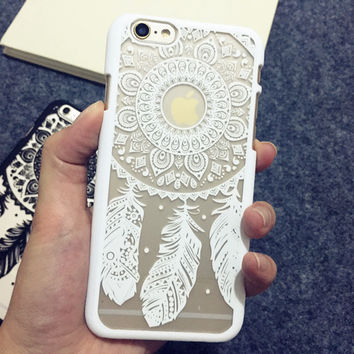 Feather Dream Catcher Case for iPhone