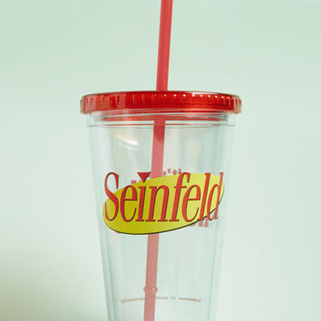 Double-Sipper Travel Cup