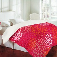 DENY Designs Khristian A Howell Brady Dots 2 Duvet Cover Collection