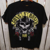 Guns N Roses 85 Retro T-Shirt,  Size Medium