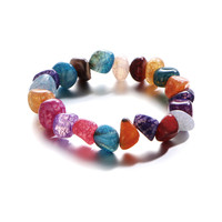 Stylish Hot Sale Great Deal Awesome New Arrival Shiny Gift Irregular Yoga Bracelet [11485883727]