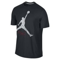 "Nike Store. Jordan ""Flight"" Jumpman Men's T-Shirt"