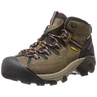 Keen Womens Leather Waterproof Hiking Boots