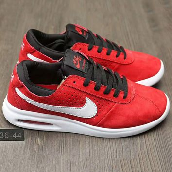 Nike SB Bruin Max Vapor Women Running Sport Casual Shoes Sneakers Red G-A0-HXYDXPF