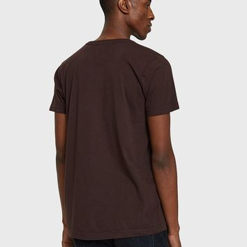 NEED / Dye Tee in Plum