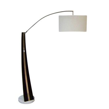 Pre-owned Arco Style Mid-Century Floor Lamp
