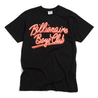 BB Script Light T-Shirt Black