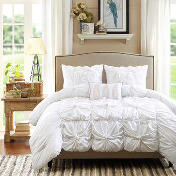 Madison Park Harlow 4 Piece Comforter Set