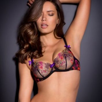 View All Lingerie by Agent Provocateur - Zuri Bra