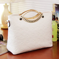 Womens leather handbag bag christmas gifts 09