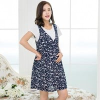 Summer Maternity Clothes Nursing Pregnant Dress Maternity Dress