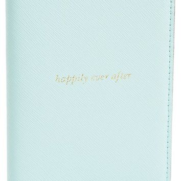 Women's kate spade new york 'wedding belles - happily ever after' passport holder