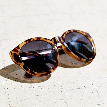 Macy Teardrop Round Sunglasses - Urban Outfitters