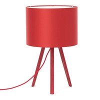 MONOQI | Luca Table Lamp - Red