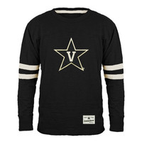 Vanderbilt Commodores Gameday Mascot Slub T-Shirt - Black