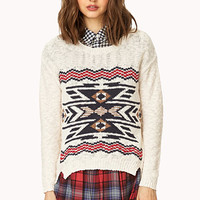 Boho Days Sweater