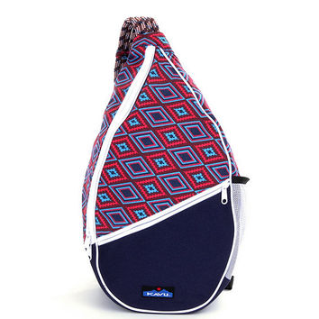 Kavu Paxton Pack Southwestern Sling Backpack | Dillards