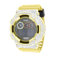 G-Shock Metallic Gold Watch GD120CS-1