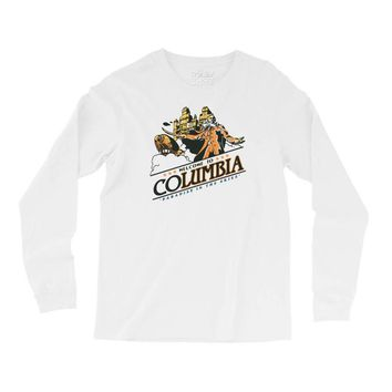 columbia Long Sleeve Shirts