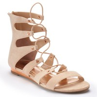 Jennifer Lopez Women's Ghillie Wedge Heels