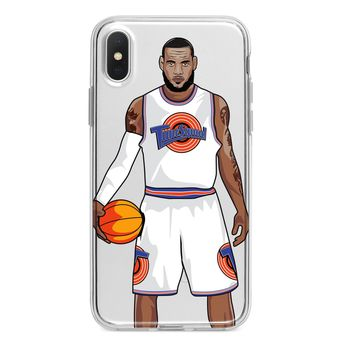LEBRON SPACE JAM CUSTOM IPHONE CASE