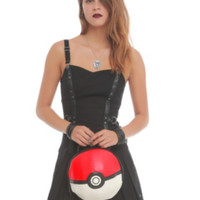 Pokemon Poke Ball 3D Lunch Bag