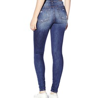 Retro High Waist Jegging
