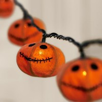 Jack O'Lantern String Light
